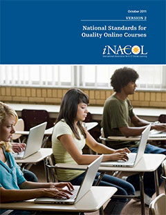 Online Courses Standards
